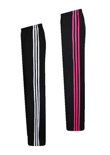 Спортивные брюки на резинке - без карманов