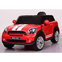 Детский электромобиль JJ2258EBLR-3 красный