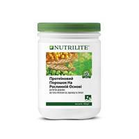 Протеиновый порошок на растительной основе ( соя,пшеница, горох) NUTRILITE™.450 гр