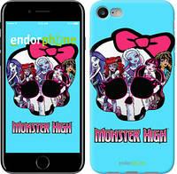 """Чехол на iPhone 7 Монстер хай """"2145c-336-2911"""""""