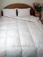 Одеяло пуховое кассетное Билана Элитное 100% пух 135х200 см