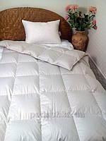 Одеяло пуховое кассетное Билана Мари 70% пух 135х200 см вес 1100 г