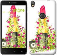 """Чехол на iPhone X Помада Шанель """"4066c-1050-2911"""""""