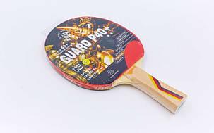 Ракетка для настольного тенниса 1 штука GD GUARD P40+ 2* MT-5688 , фото 2