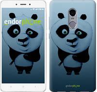 """Чехол на Xiaomi Redmi Note 4 Кунг-фу Панда """"759c-352-2911"""""""