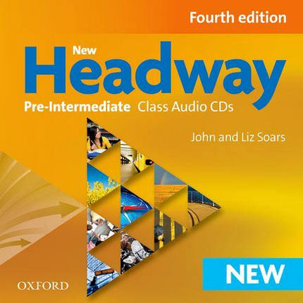 New Headway 4th Ed Pre-Intermediate Class Audio CDs (аудио диски), фото 2