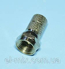 Штекер F d5.5мм RG58/3C2V  WTY0450-1