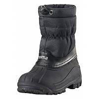 Зимние сапоги - сноубутсы  для мальчика Reima 569324-9990. Размеры 24 - 34., фото 1