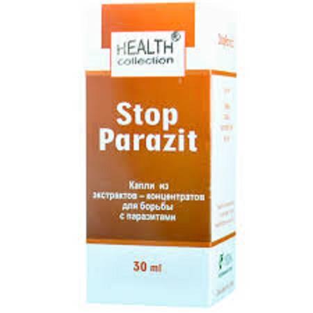 Stop Parazit - капли от паразитов от Health Collection (Стоп Паразит), 30 мл, фото 2