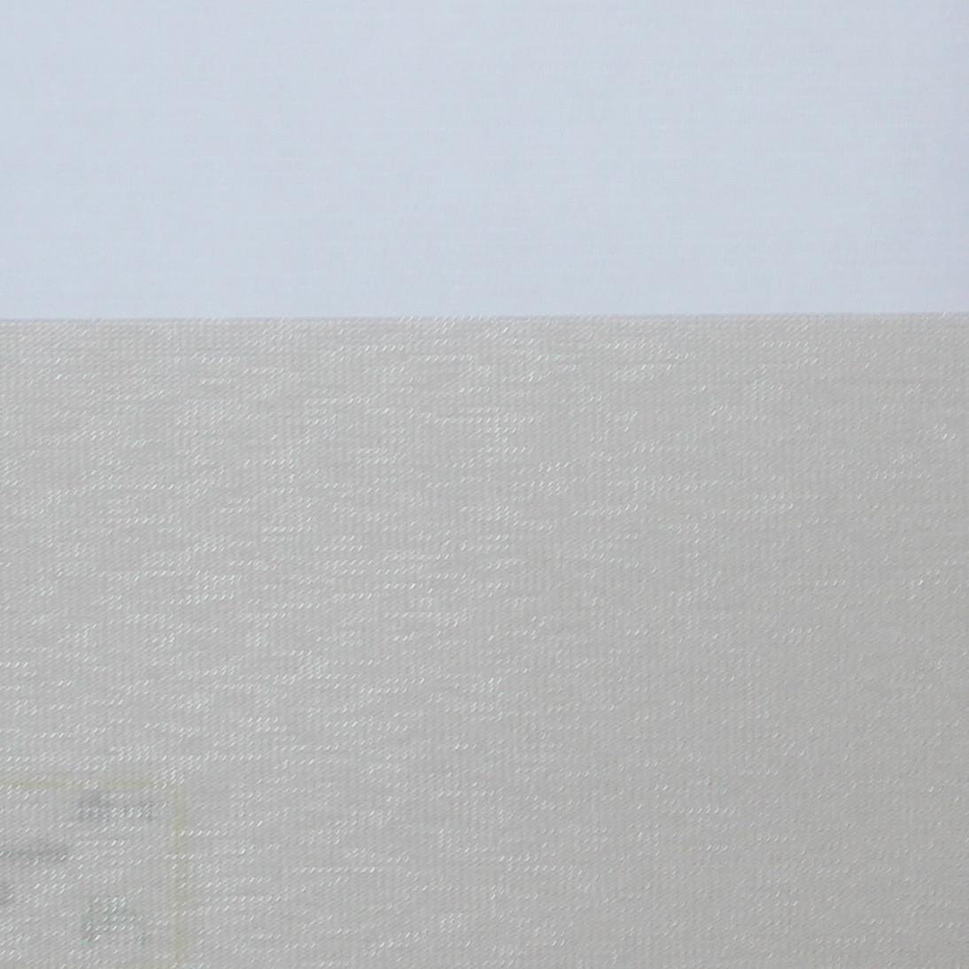 Рулонные шторы День-ночь Ткань Прада Серебро