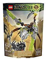 Конструктор Лего Бионикл Кетер Существо Камня LEGO Bionicle Ketar Creature of Stone 71301