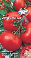 Семена Томат индетерминантный Сахар Красный  0,1 грамма Седек