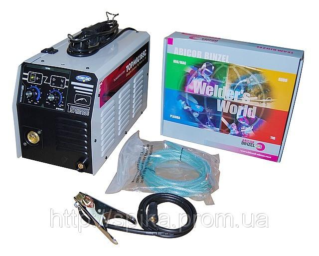 Інверторний напівавтомат TopDC TOPMIG 250C