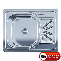 Кухонная мойка декор Imperial размер 50*62 см толщина стали 0,8 мм  глубина 18 см Бесплатная доставк