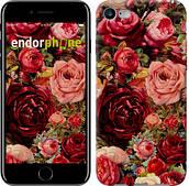 """Чехол на iPhone 7 Цветущие розы """"2701c-336-2911"""""""