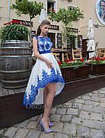 Женское вечернее платье новинка 2018