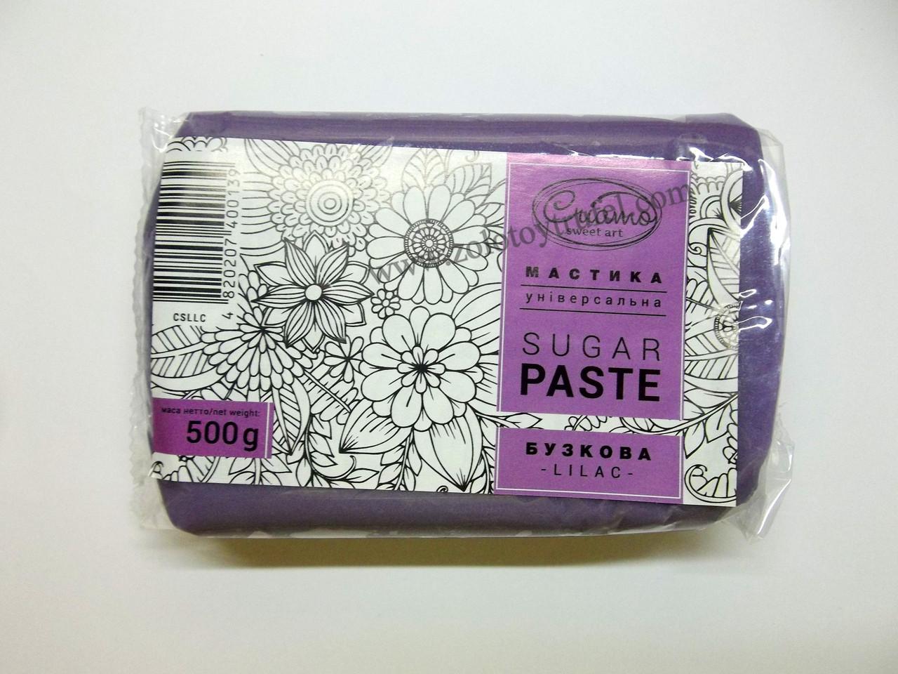 Универсальная мастика фиолетовая,Criamo
