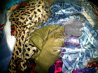 Платки, шарфы легкие секонд хенд из Англии