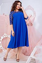 Женское платье (46-60) 8192