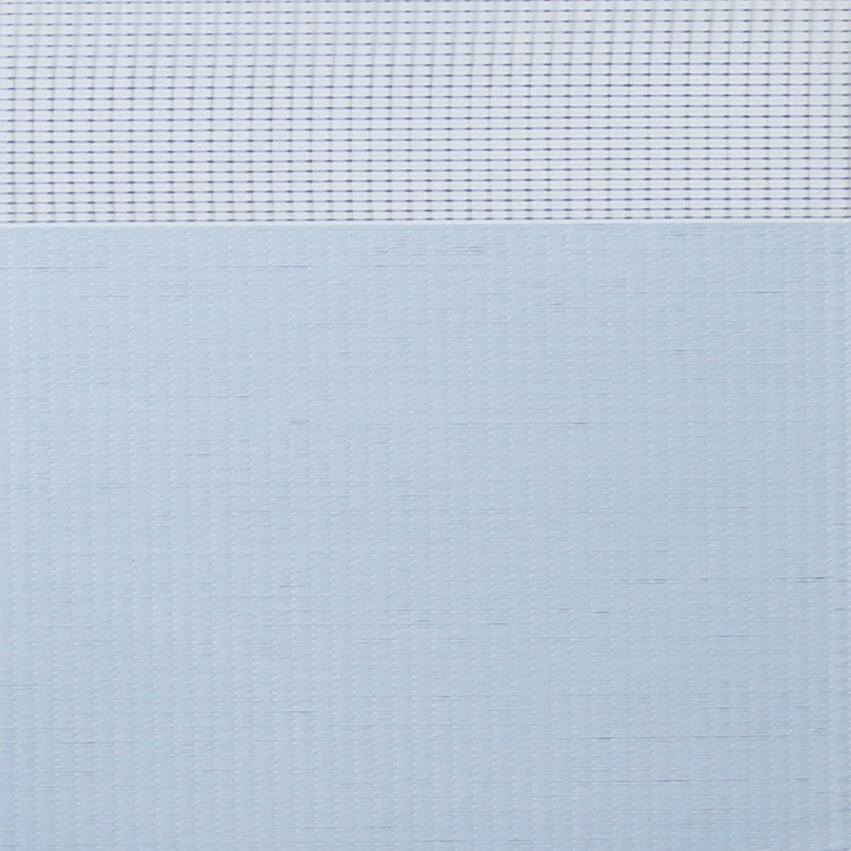 Рулонные шторы День-ночь Ткань Марго блэкаут Белый