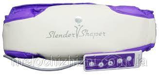 Пояс массажер для похудения Слендер Шейпер (Slender Shaper) 12 Pro