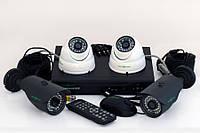 Комплект видеонаблюдения Green Vision GV-K-M 6304DP-CM02