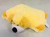 Собака подушка, 46х37х17 см, плюш, Подарки, Днепропетровск