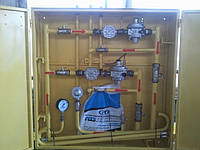 Установка газовая шкафная — УГШ-F-2FRG-2MB (УГШ,ГРПШ,ШГРП,ШРП,ГРП,ШП)