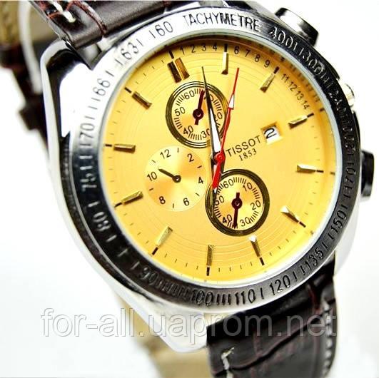 Мужские кварцевые часы Tissot