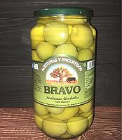 Оливки гиганты Bravo