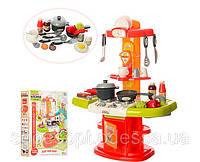 Кухня детская с грилем, мойка, духовка, свет, звук