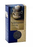 Органический чай черный Улун, Sonnentor, 80 гр