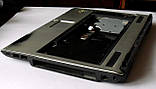 274 Корпус Toshiba A105 - две половины нижней части и тачпад, фото 4