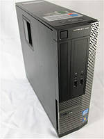 Компьютер Dell OptiPlex 390 i3-2120 3,1GHz, DDR3 4Gb 500Gb DVD, HDMI, Корпус SFF лиц. Win7 б/у (европ)