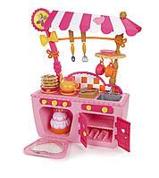 Большая детская кухня Lalaloopsy Magic Play Kitchen and Café