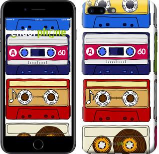 """Чехол на iPhone 7 Plus Музыкальная ностальгия """"4021c-337-2911"""""""