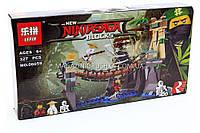 Конструктор Ninjasaga «Мастер Фолс» (327 деталей), фото 1