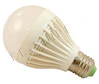 Энергосберегающая светодиодная LED лампа 5W E27 Круглая FDN, фото 1