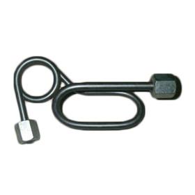 Трубка топливная высокого давления (прямая) 240-1104300-01