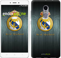 "Чехол на Xiaomi Redmi Note 4 Real Madrid 3 ""995c-352-2911"""