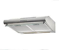 Плоская кухонная вытяжка нержавеющая сталь Ventolux ROMA 50 INOX LUX