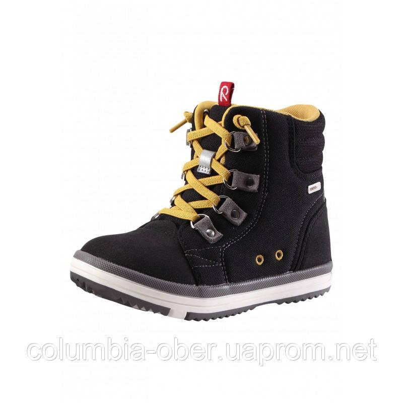 Демисезонные ботинки для девочки Reimatec 569343-9990 . Размеры 24 - 38.