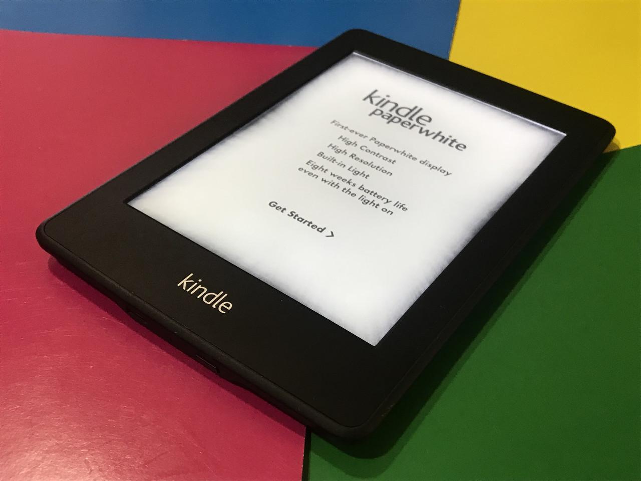 Amazon Kindle Paperwhite 2012 EY21 ПОДСВЕТКА РУС в ОТЛИЧНОМ СОСТОЯНИИ - Refurbished - Качество, проверенное временем в Чернигове