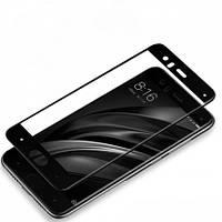 Защитное стекло Full screen Xiaomi Mi6 (Black), фото 1