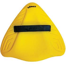 Доска для плавания Finis Alignment Kickboard Yellow 1.05.042