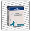 Ланцеты Wellion Calla 28G, 50 шт.