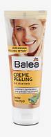 Balea Сливочный крем-пилинг для лица с алоэ вера 75 мл