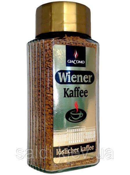 Растворимый кофе Giacomo Wiener Kaffe 200 g - Австрия