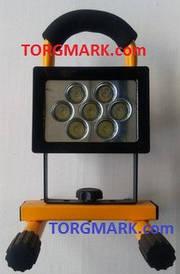 Светодиодный переносной прожектор со встроенным аккумулятором BOILONG BL-N06