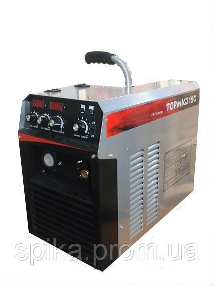 Инверторный полуавтомат TOPDC TopMIg 315C